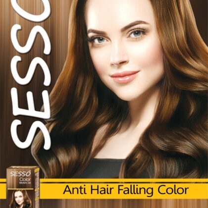 Sesso Anti Hair Falling Color